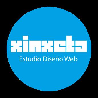 Xinxeta - Esudio Diseño Web