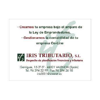 Iris Tributaria