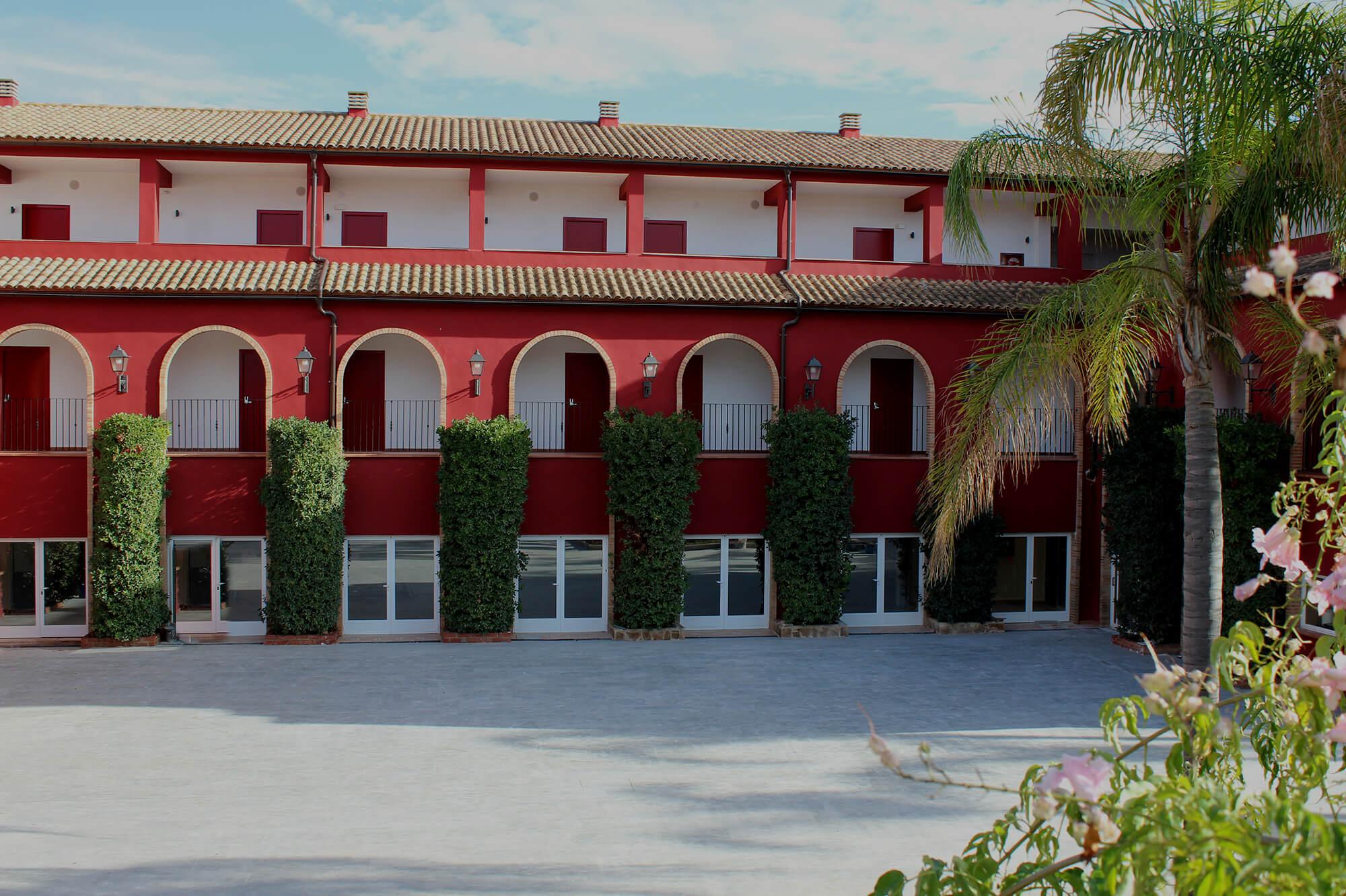 Mas Camarena Resort